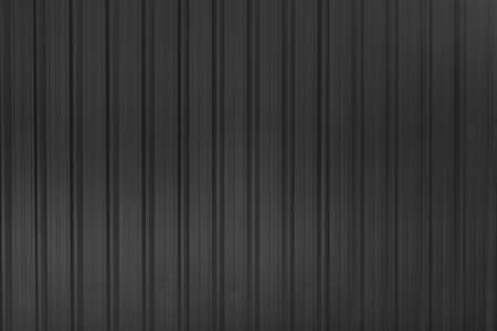 Metal sheet gray color background, Sliver metal wall pattern and seamless black background