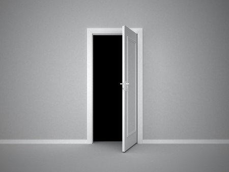 Door Stock Photo - 7489284
