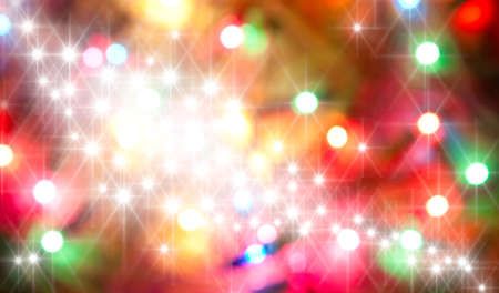 blurry lights: Luci sfocate