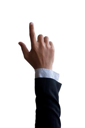 businessman's hand. Stock Photo - 9967538