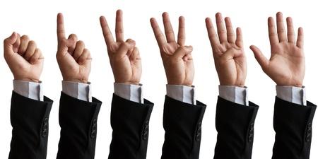 simbolos matematicos: Hombre de negocios