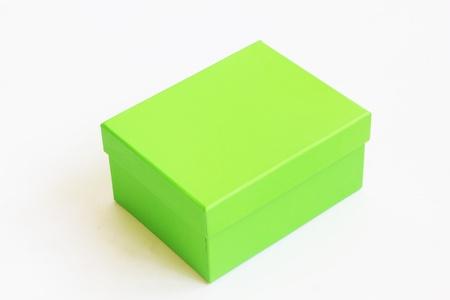 Green Box Stock Photo - 13089747