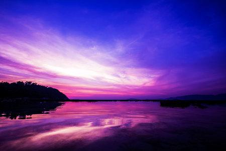 sunset sky: sunset sky