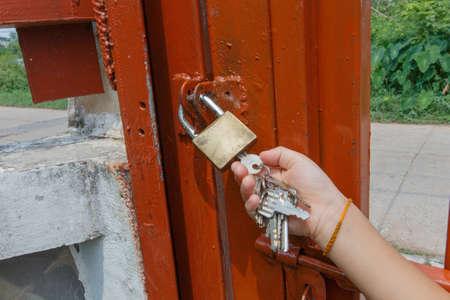key unlock