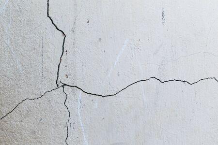 Wände knacken Standard-Bild