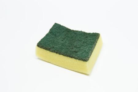 lavar platos: Dishwashing sponge