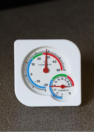 hygrometer: Humidity barometer