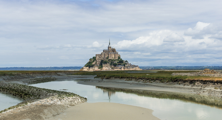mont: Mont Saint Michele, France