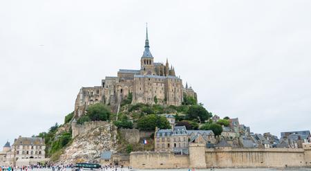 mont saint michel: Mont Saint Michel, France