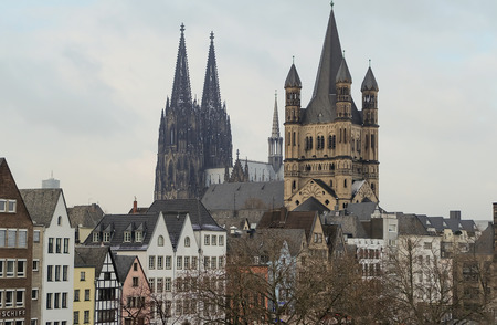 cologne: Old Town - Cologne, Germany