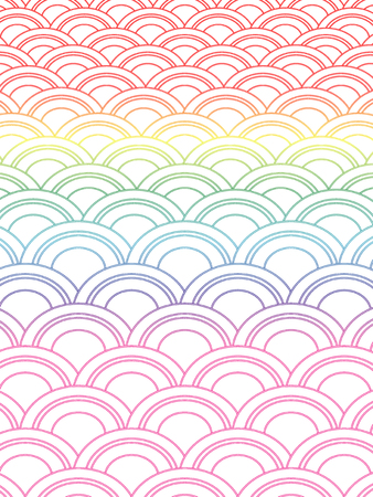 Repeat patterns Illustration