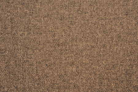 Close-up of natural burlap hessian sacking. Background texture using burlap material. Stock Photo