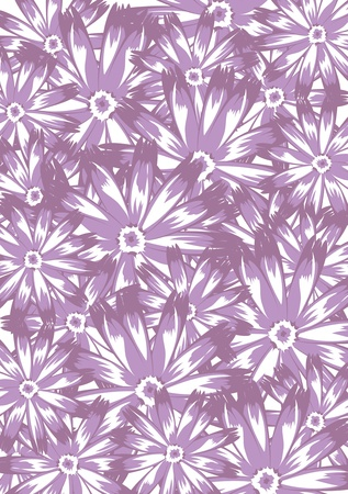 seamless pattern with flowers Stock Vector - 11885453