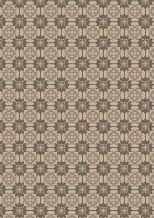 Seamless Patterns Vector  Vintage  With Eps 10 Vector