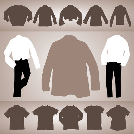 white pants: Clothing Collection