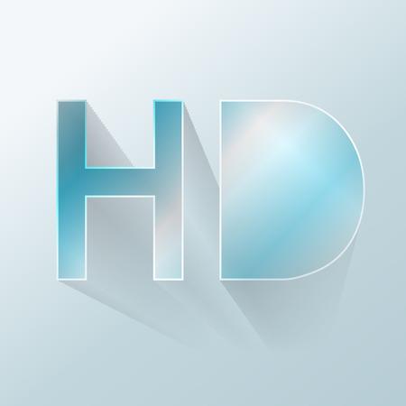 typo: HD typo vector,Eps 10