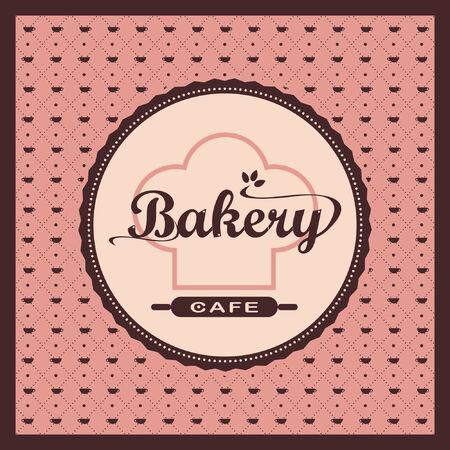 Bakery set vector 0066 Vector