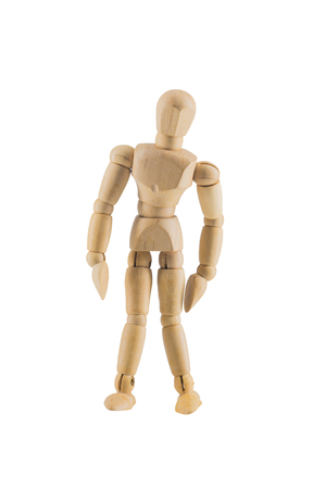 proportions of man: wooden figure concepts