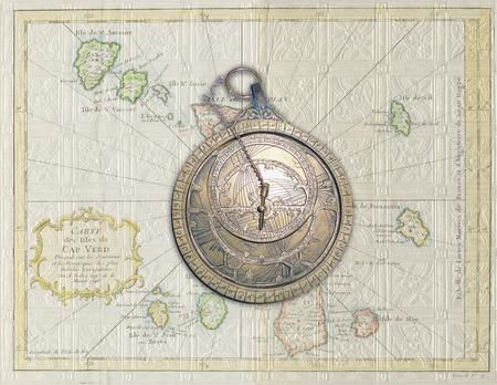 Arab Astrolabe Banco de Imagens