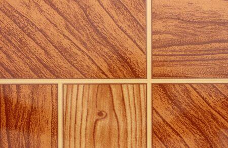 beige: Beige and brown floor tiles