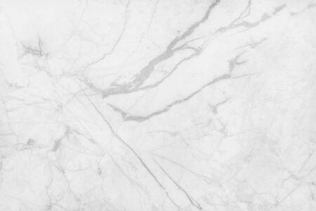 De witte marmeren textuurachtergrond, vat marmeren textuur (natuurlijke patronen) voor ontwerp samen.
