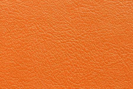 orange leather texture background