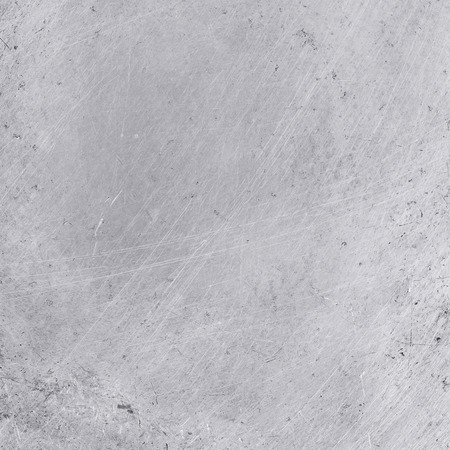 alloy: aluminium texture background, scratches on stainless steel. Stock Photo