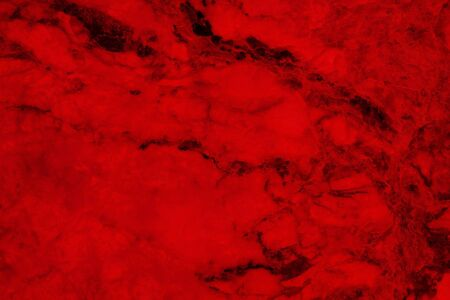 Red marble natural textured background, abstract natural marble for design art work. Stock Photo