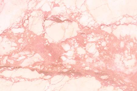 Texture de mur en marbre or rose pour les travaux d'arrière-plan et de conception, modèle sans couture de carreaux de pierre avec un luxe lumineux. Banque d'images