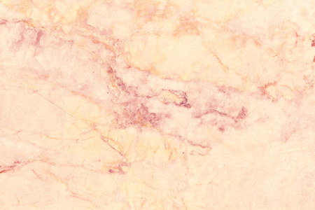 Rose gold marble texture background in natural patterns with high resolution detailed structure bright and luxurious, seamless pattern of tile stone floor. Stock Photo