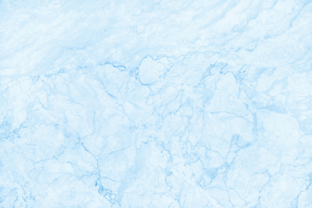 Blue pastel marble background with luxury pattern texture and high resolution for design art work. Natural tiles stone.