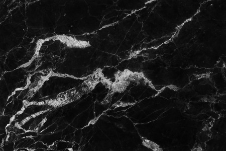 Black marble texture with high resolution for background and design ceramic counter luxurious, top view of natural tiles stone in seamless pattern. Stock Photo