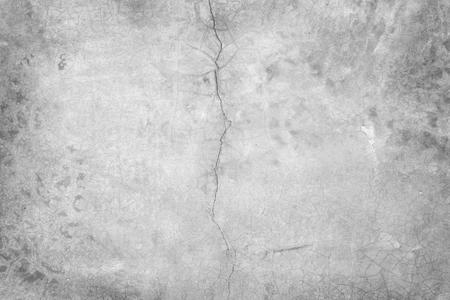 old grungy texture, grey concrete or cement wall with vintage style pattern for background and design art work. Imagens