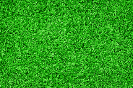 Top view of artificial green grass texture background. Imagens