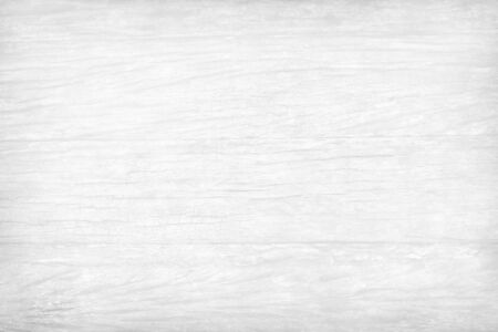 White wooden texture background with old natural pattern for design art work, top view of vintage wood plank.