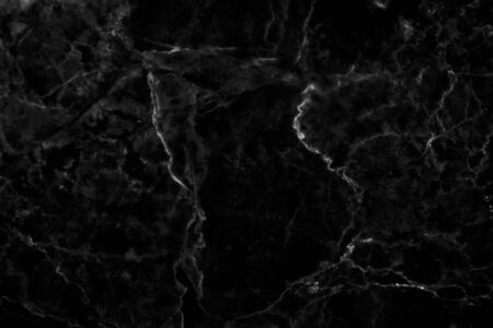 Black marble texture background with detailed structure high resolution bright and luxurious, abstract stone floor in natural patterns for interior or exterior.