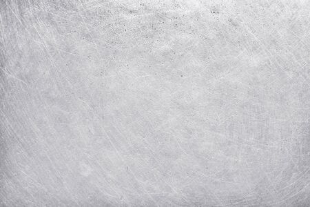aluminium texture background, scratches on stainless steel. Фото со стока