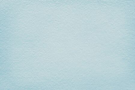Light blue cement wall texture for background and design art work.