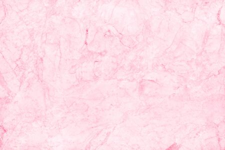 Pink marble texture background with high resolution, top view of natural tiles stone floor in luxury seamless glitter pattern for interior and exterior decoration. Stock Photo