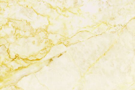 Top-view of gold white marble texture background, natural tile stone floor with seamless glitter pattern for counter ceramic and interior exterior decorative.