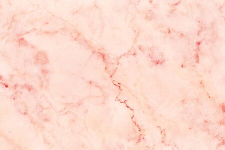 Rose gold marble texture background, natural tile stone floor with seamless glitter pattern for interior exterior and design ceramic counter.