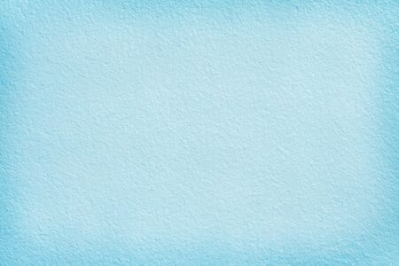 Blue bright color concrete wall texture for background and design art work.