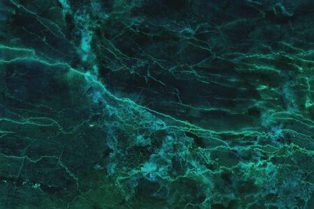 Fond de texture de sol en marbre vert foncé avec haute résolution, vue de dessus de comptoir en pierre naturelle de tuiles dans un motif scintillant sans couture et luxueux.