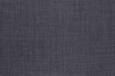 Grey linen fabric cloth texture background, seamless pattern of natural textile. 免版税图像