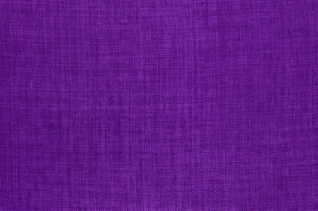 Dark purple linen fabric cloth texture background, seamless pattern of natural textile. Imagens