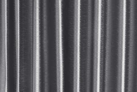 Luxury dark grey silk curtain texture for background and design art work.