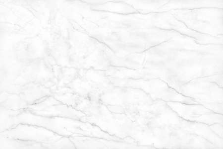 White gray marble texture background with high resolution, counter top view of natural tiles stone in seamless glitter pattern and luxurious. Reklamní fotografie