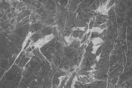 Metallic black grey marble effect texture background, counter top view of natural tiles stone floor in luxurious seamless glitter pattern.