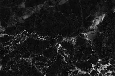 metallic black grey marble effect texture background, counter top view of natural tiles stone floor in luxury seamless glitter pattern. Reklamní fotografie