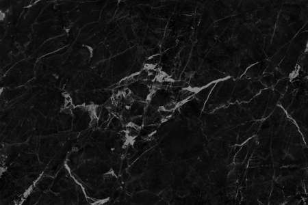 Black gray marble texture background with high resolution, counter top view of natural tiles stone in seamless glitter pattern and luxurious. Reklamní fotografie